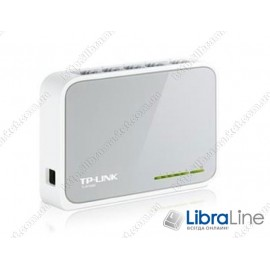 Коммутатор TP-Link TL-SF1005D 5port 100Mбит