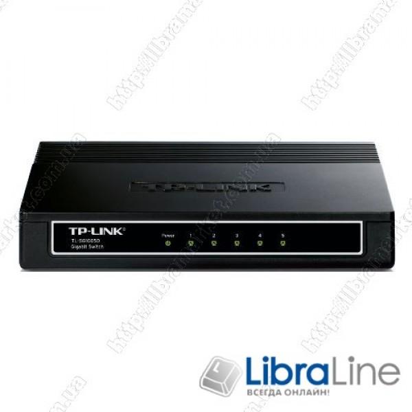 Коммутатор TP-Link TL-SG1008D 8port 10/100/1000Mбит