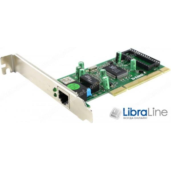 Сетевая карта D-Link DGE-530T 10/100/1000Mbps PCI