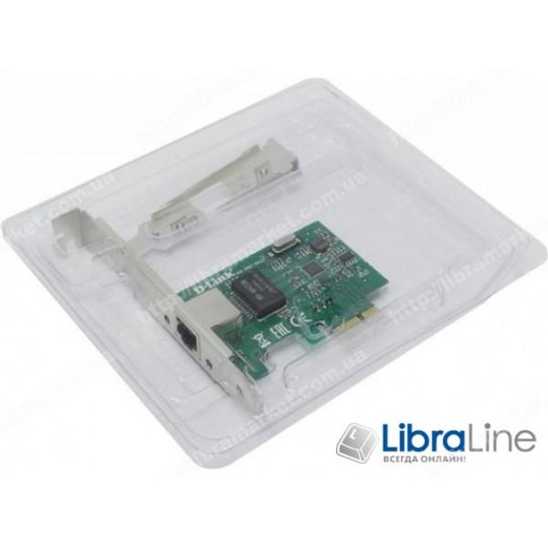 Сетевая карта D-Link DGE-560T 10/100/1000Mbps PCI-E