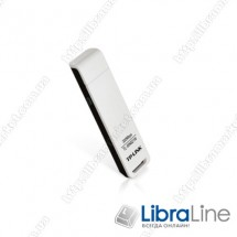 WiFi адаптер TP-Link TL-WN821N 300Мбит USB