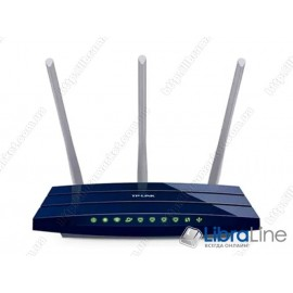 WiFi маршрутизатор TP-Link TL-WR1043ND 300Мбит  3 съёмных антенны