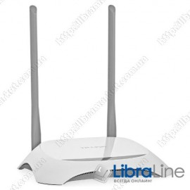 WiFi маршрутизатор TP-Link TL-WR840N 300Mbs