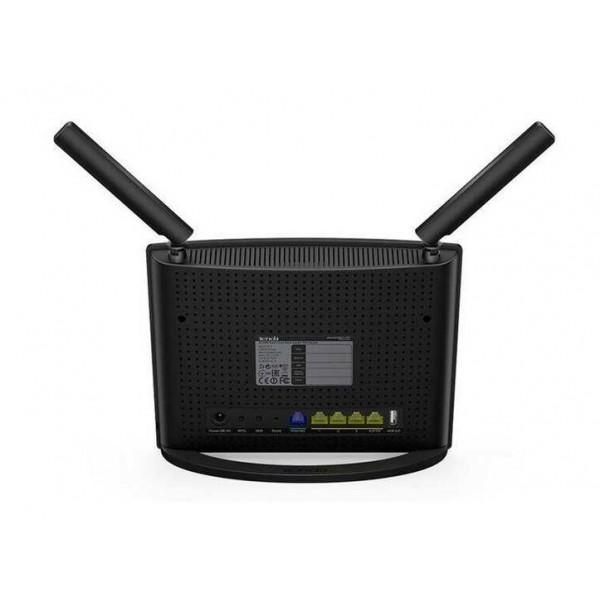 Wi-Fi Маршрутизатор TENDA AC9 AC1200 4xGE LAN, 1xGE WAN, 1xUSB 2.0
