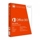 6GQ-00084 Microsoft Office 365 Home 32/64 All Languages годовая подписка (электронная лицензия)