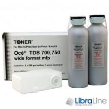 Тонер-туба  OCE TDS700 2*0,5кг. USA 1060047449