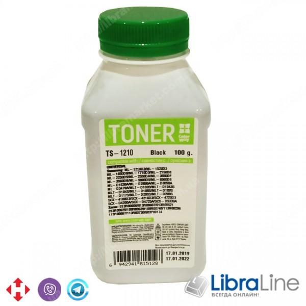 Тонер Samsung ML1210 / 1250 100g Colorway 22959 TS-1210