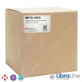 MPT8-10KG Тонер универсальный 8 HP / Canon 10кг