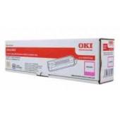 Тонер АНК для OKI C801/821 бутыль 220г Magenta AHK