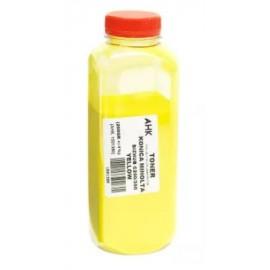 Тонер АНК для OKI C801/821 бутыль 220г Yellow AHK