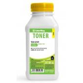 Тонер ColorWay HP CLJ CP1215/1515 Yellow 45g/bottle 52727 TCH-1215Y