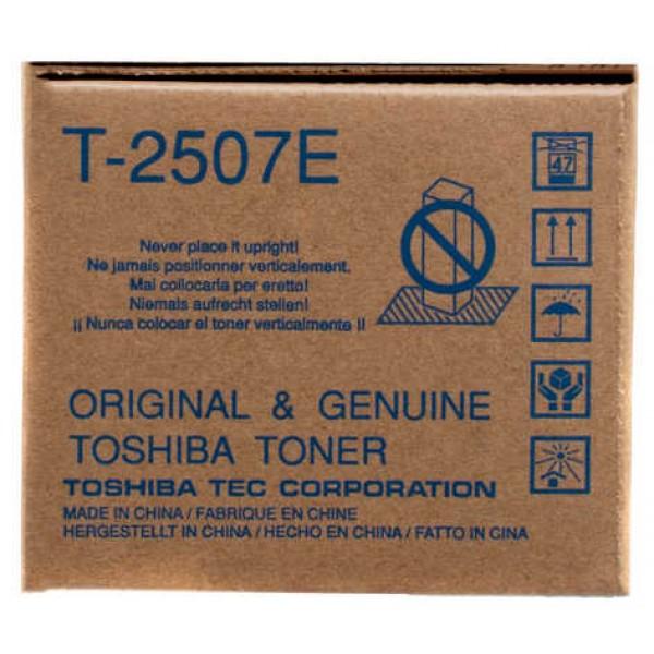 Тонер TOSHIBA e-STUDIO2006/2506/2007/2507 Black T-2507E 6AG00005086/6AJ00000157