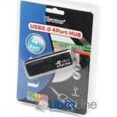 Концентратор Viewcon VE098 USB 2.0 на 4 порта hub