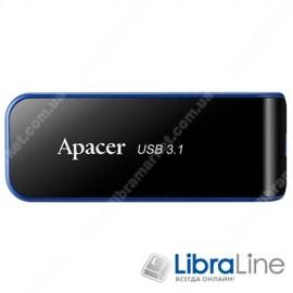 USB флеш память Apacer 64GB AH356 Black USB 3.0 AP64GAH356B-1
