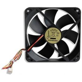 Вентилятор охлаждения, кулер Case Gembird Fancase-3 Ball 120*120*25