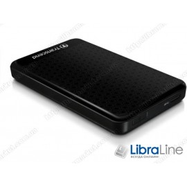 "Винчестер USB 3.0 Transcend StoreJet 25A3 500Gb 2.5"" Black TS500GSJ25A3K"