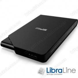 "SP010TBPHDS03S3K Винчестер USB 3.0 SiliconPower Stream S03 1Tb 2.5"""