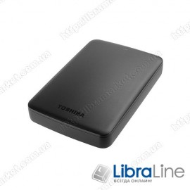 "Винчестер USB 3.0 Toshiba 500Gb 2.5"" black HDTB305EK3AA"