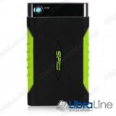 SP500GBPHDA15S3K Винчестер USB 3.0 SiliconPower Armor A15 500Gb 2.5 black