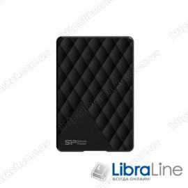 SP500GBPHDD06S3K Винчестер Silicon Power 2.5 USB 3.0 500GB Diamond D06 Black