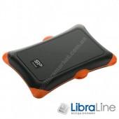 "Внешний винчестер USB 3.0 SiliconPower Armor A30 1Tb 2.5"" black SP010TBPHDA30S3K"