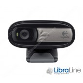 960-000760 Веб-камера Logitech C170 1.3M, mic