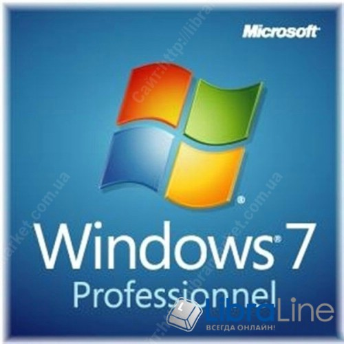 Программное обеспечение Windows 7 SP1 Professional 32-bit Russian DVD OEM MICROSOFT OEM фото 1