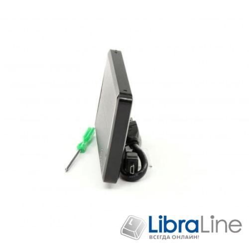 """Купить Внешний карман для HDD ProLogix BS-U23B SATA HDD 2.5"""", USB 3.0, Black фото 1"""