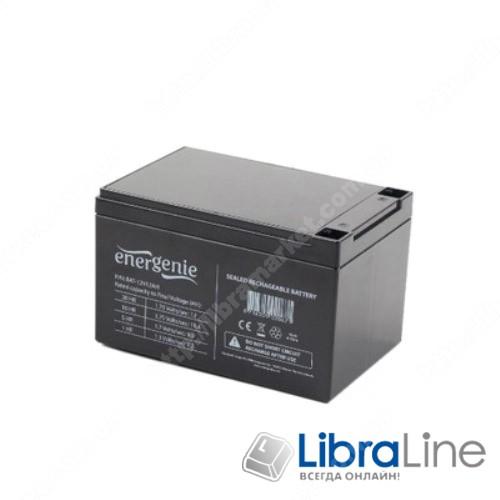 Аккумуляторная батарея, аккумулятор Energenie 12V12AH 151*99*96mm фото 1