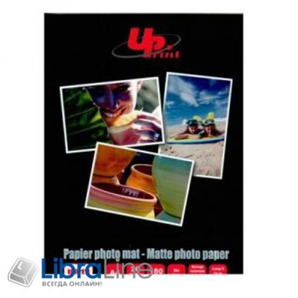 Фотобумага Uprint A4 Glossy 100л 130g фото 1