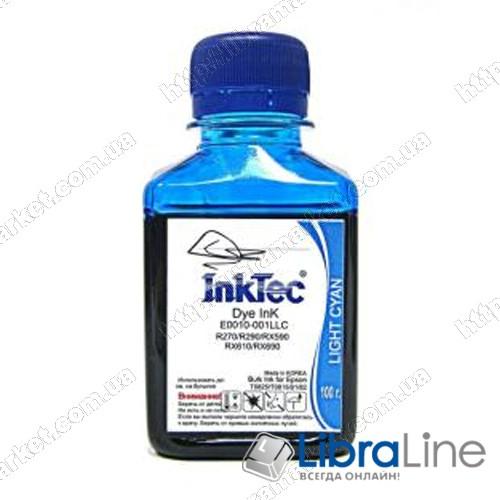 Чернила InkTec E0009 Light Cyan Epson ST PHOTO R270 / 290 / 390 / RX610 200мл фото 1