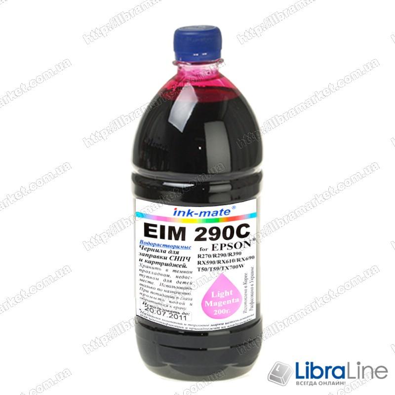 Чернила EPSON Stylus Photo R270 / 290 / 390 / RX610 EIM 290 Ink-Mate Light Magenta 1000г фото 1