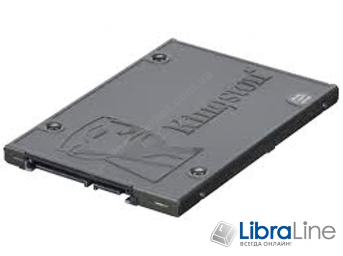 "SA400S37/480G Жесткий диск, винчестер SSD 2.5"" SATA-3 480Gb Kingston фото 4"