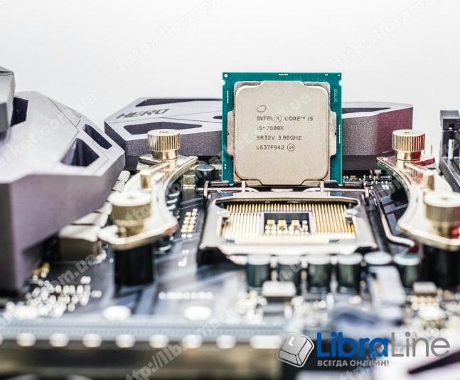 Процессор Intel 1151 Core i5-7600K 3.8Ghz / 6Mb / 4 Core / box фото 1
