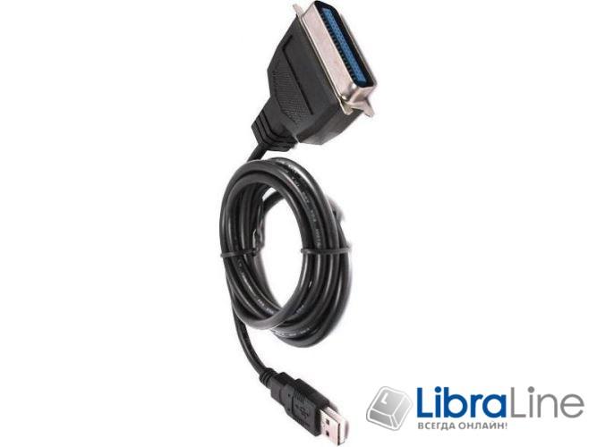 Купить Конвертер Viewcon VEN11 USB to LPT  фото 1
