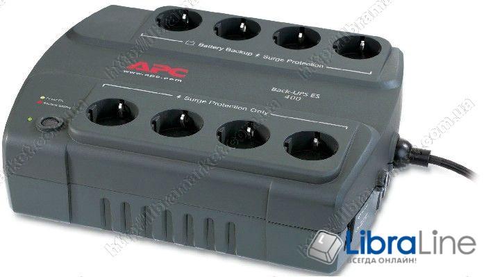 Источник бесперебойного питания APC Back-UPS BX650CI-RS (3 роз,390Вт,USB) фото1
