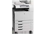 Многофункциональный принтер HP Color LaserJet CM6030