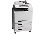 Многофункциональный принтер HP Color LaserJet CM6030f