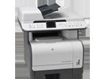 Многофункциональный принтер HP Color LaserJet CM1312nfi