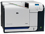 Принтер HP Color LaserJet CP3525dn