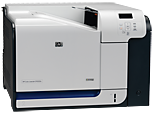 Принтер HP Color LaserJet CP3525n