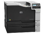 Принтер HP Color LaserJet Enterprise M750dn