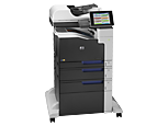 Цветное МФУ HP LaserJet Enterprise 700 M775f