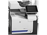 Многофункциональный цветной принтер HP LaserJet Enterprise 500 M575dn