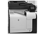 Цветные МФП HP LaserJet Pro 500 M570dw