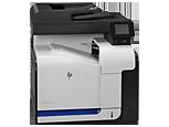 Цветные МФП HP LaserJet Pro 500 M570dn