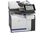 Цветные МФУ для потоковой печати HP LaserJet Enterprise M575c