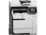HP LaserJet Pro 300 MFP M375nw (цветной)