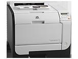Цветной принтер HP LaserJet Pro 300 M351a