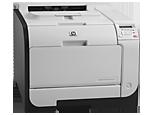 Цветной принтер HP LaserJet Pro 400 M451dn